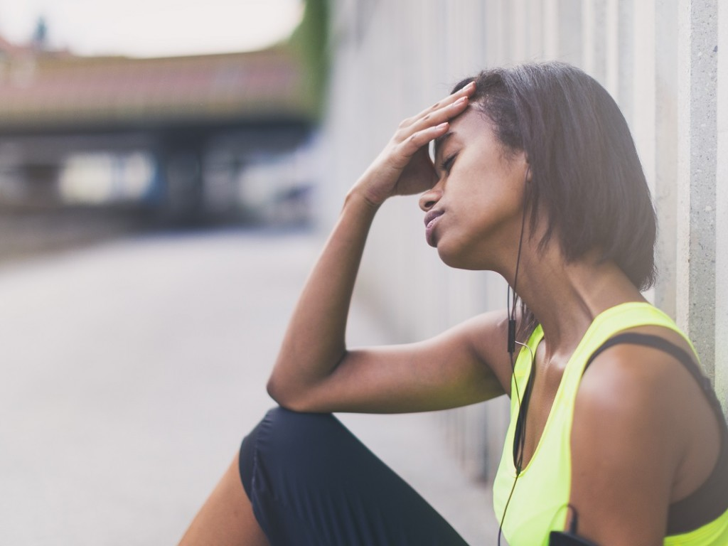 Is Exercise Giving You a Headache?